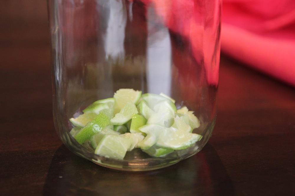 Limón Picado