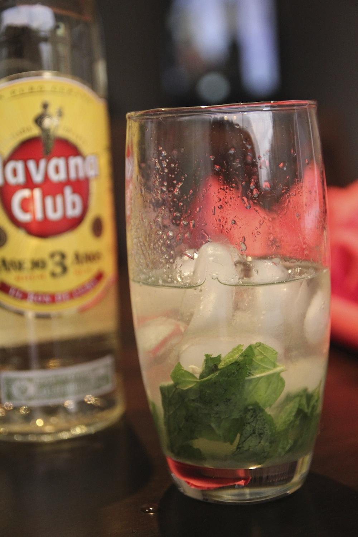 receta mojito ron havana club
