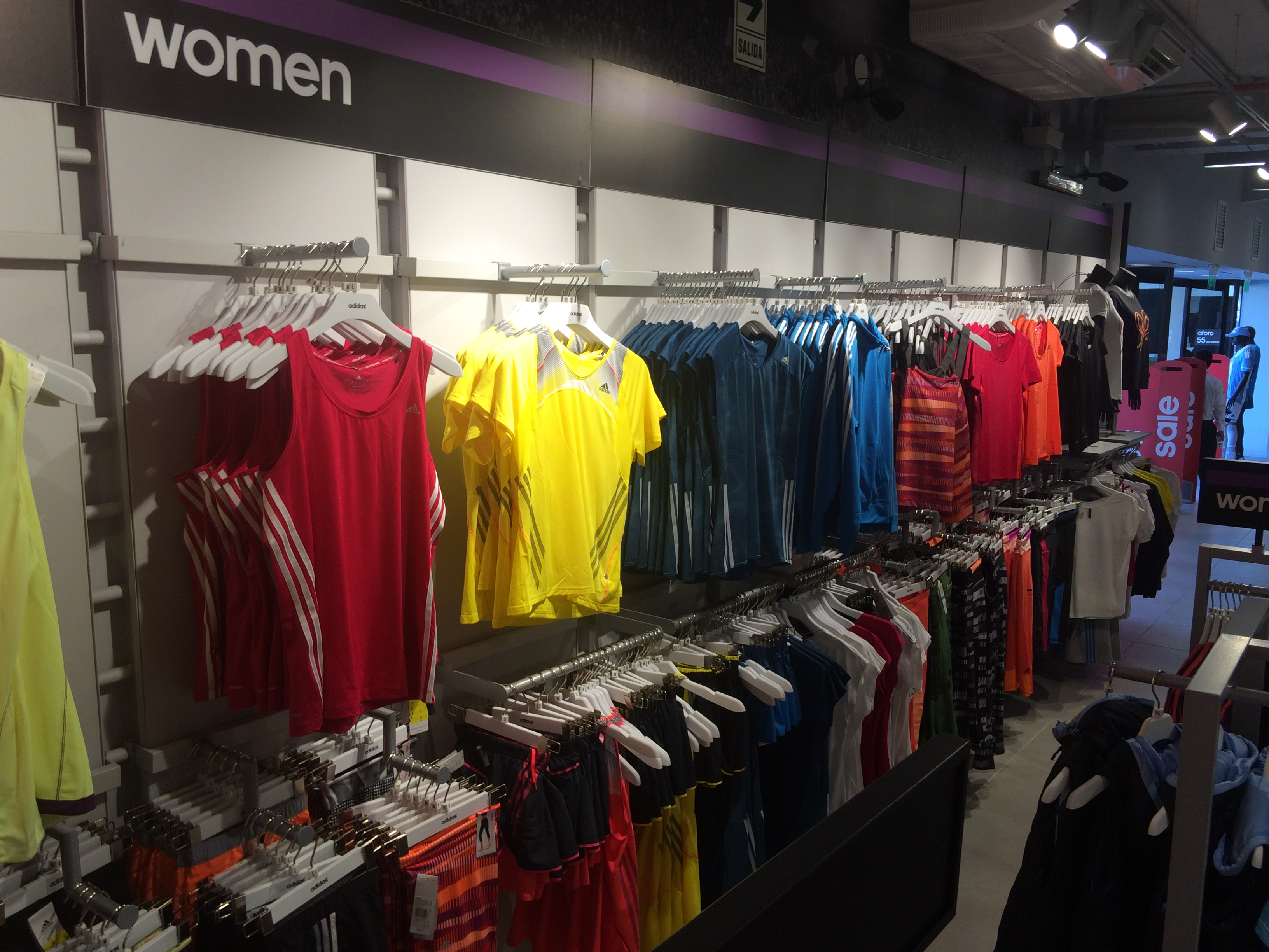 adidas outlet lima