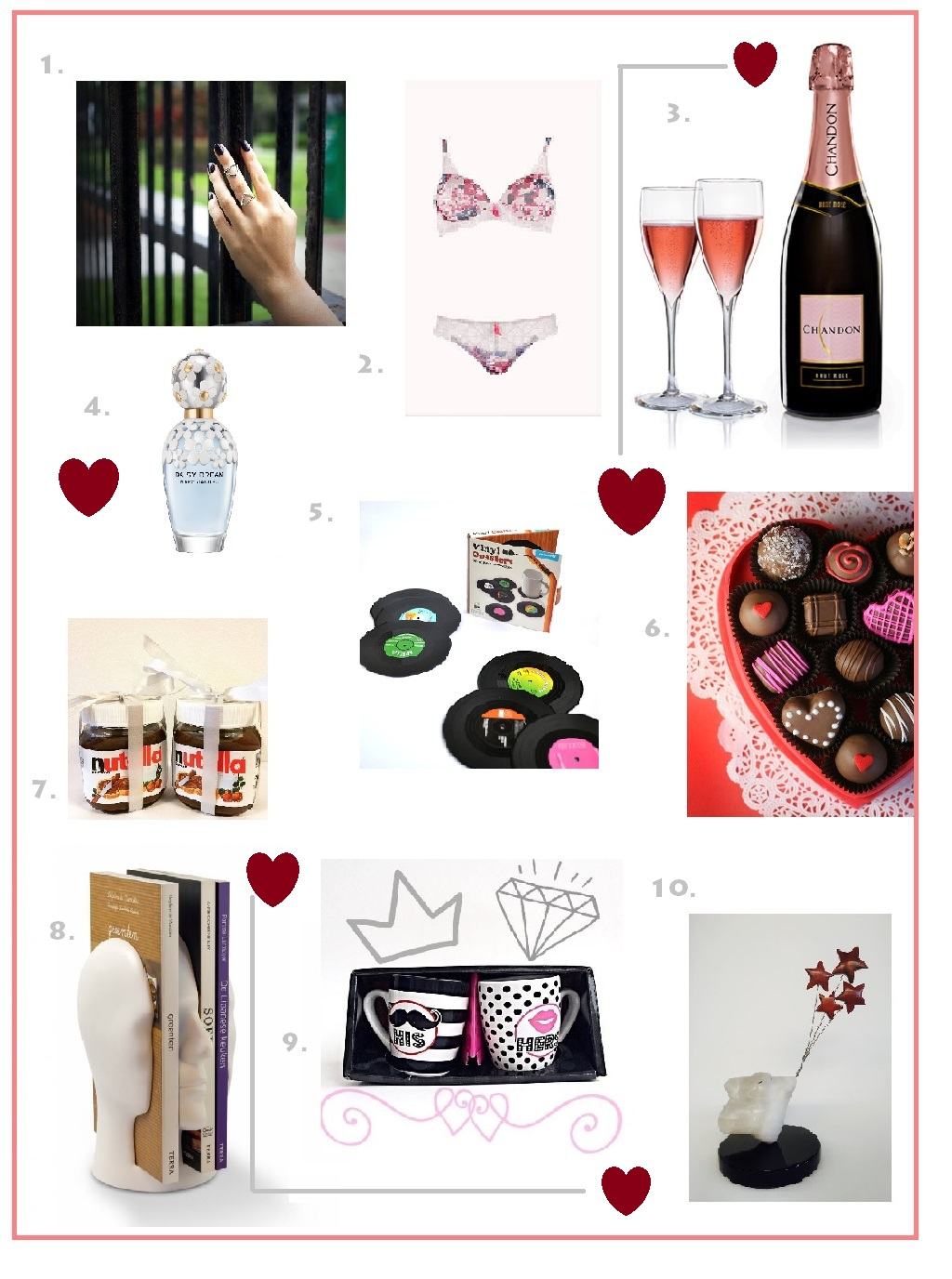 gift guide san valentiin serendipity
