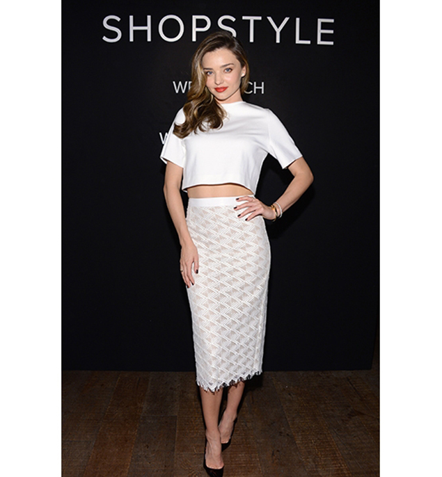 miranda kerr high neck style