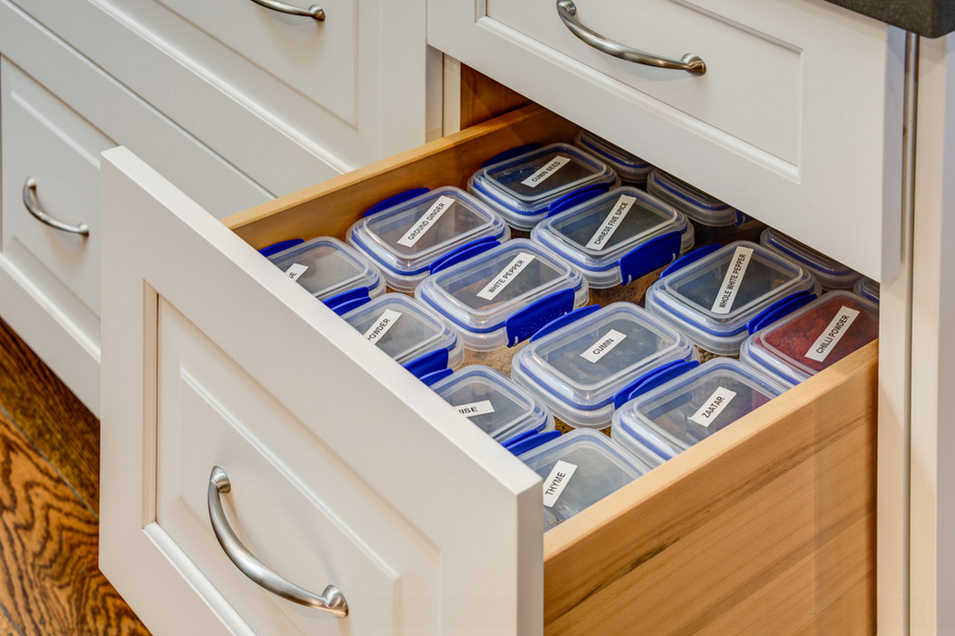 C mo organizar tus cosas la vida de serendipity for Como ordenar la cocina