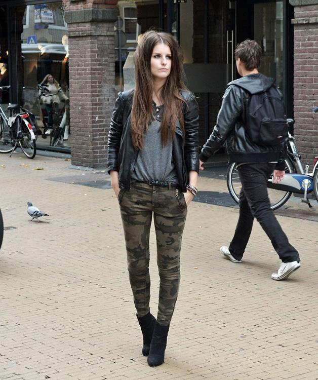camouflage street style 4