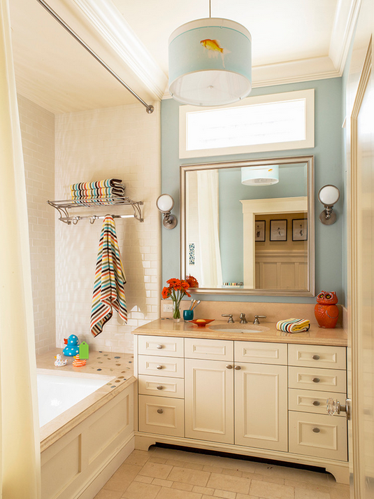 Decoracion Baños De Ninos:decoración de baños para niños 4