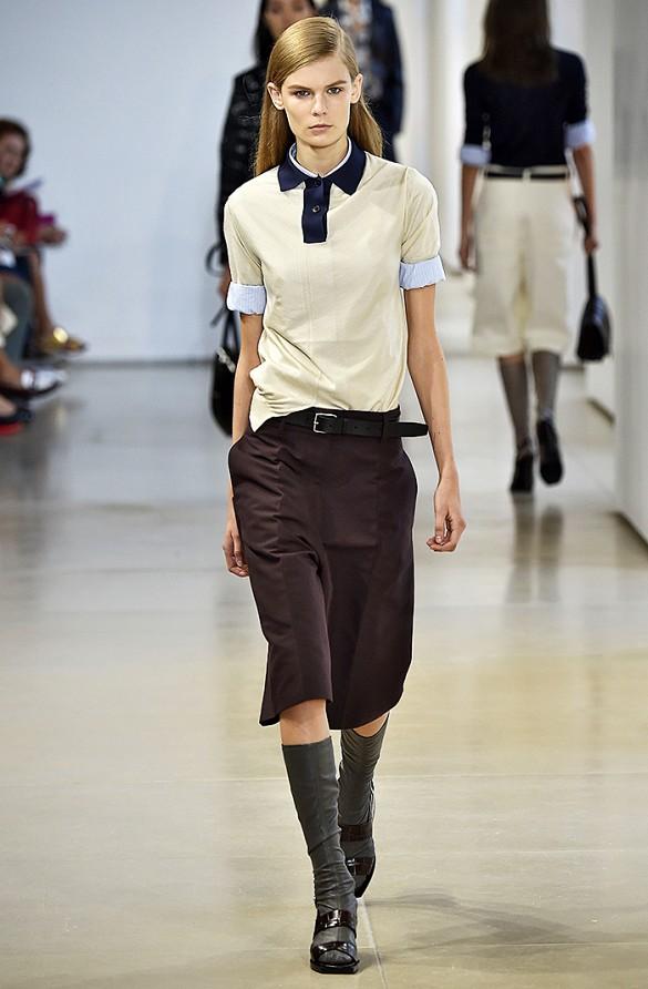 jil sanders polo shirt