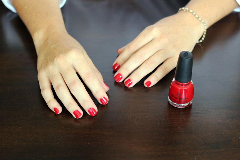 serendipity manicure china glaze 9