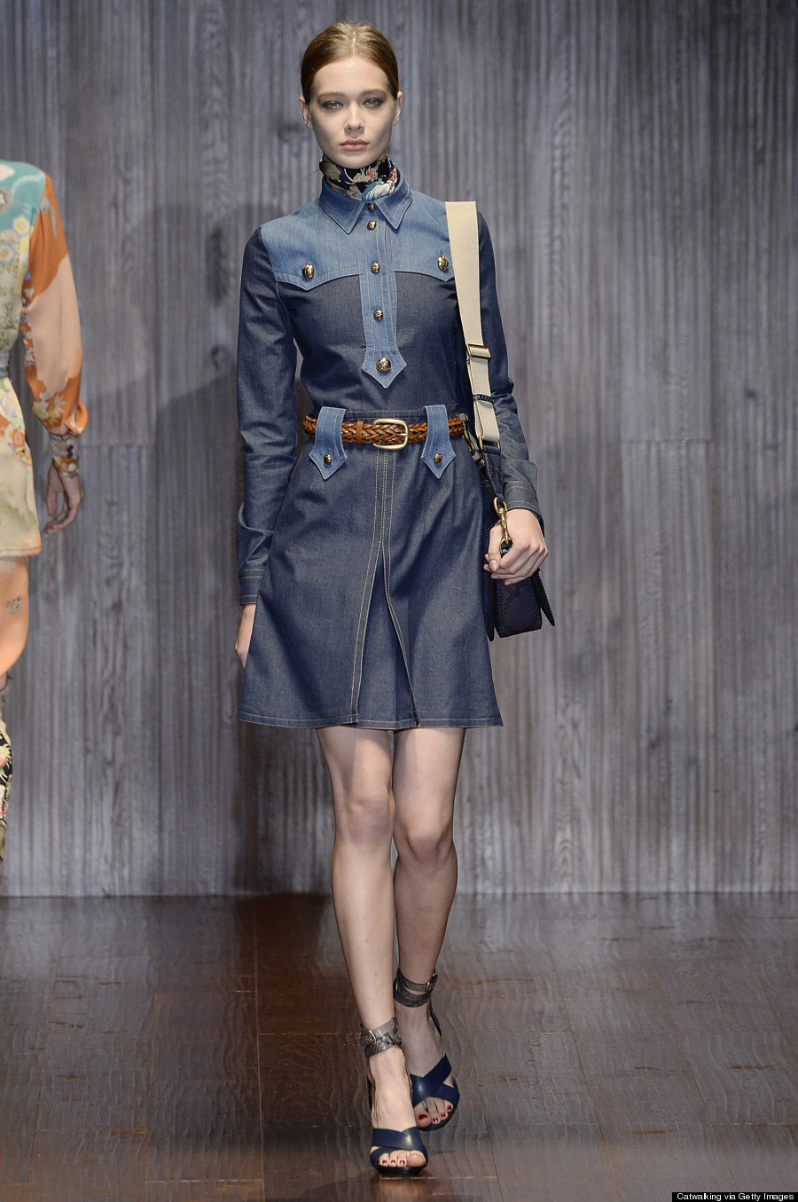 Gucci - Runway RTW - Spring 2015 - Milan Fashion Week