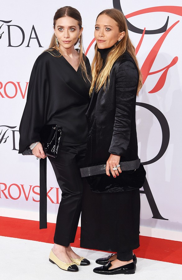 mary kate and ashley olsen the row cfda 15
