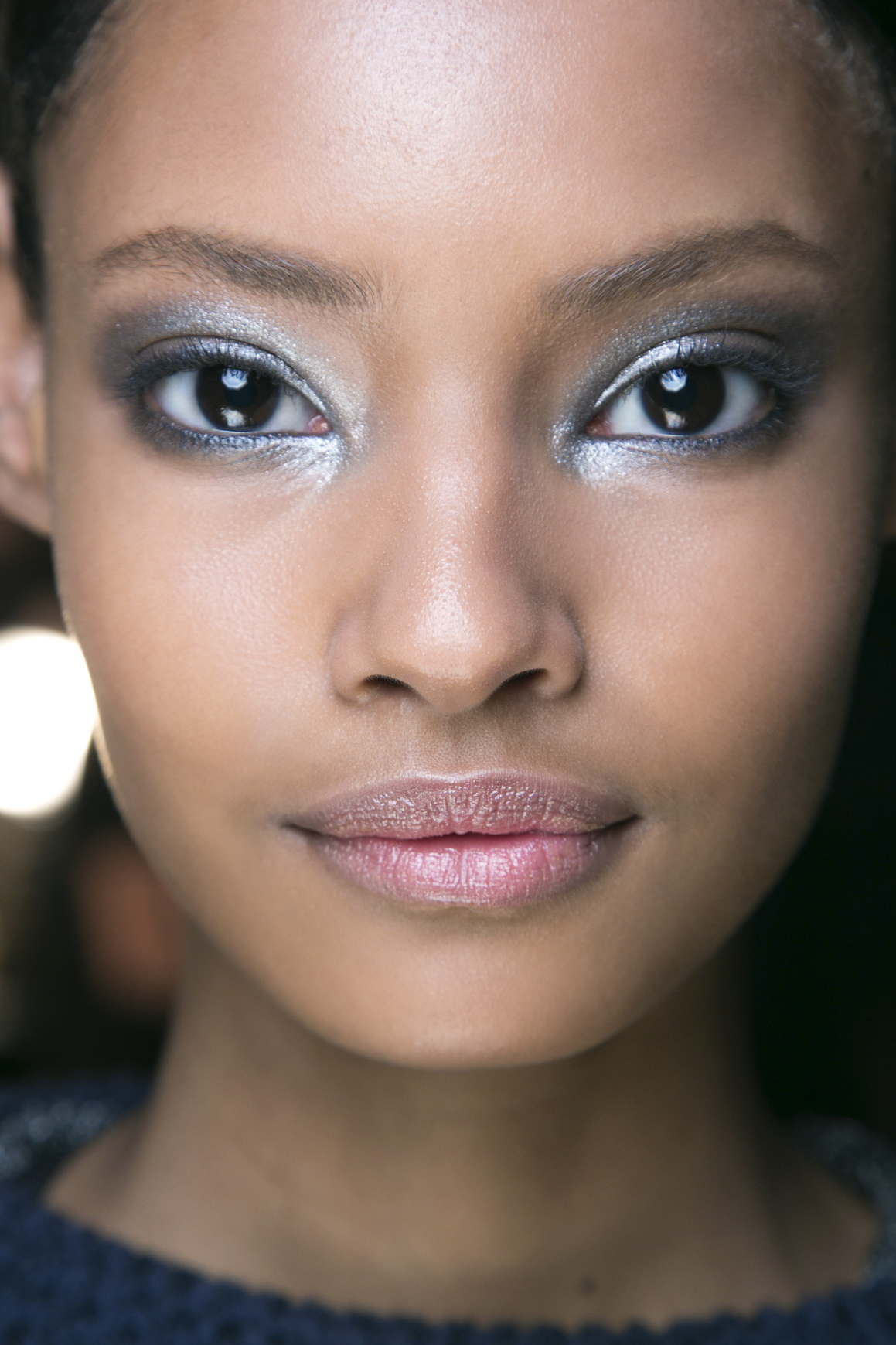 one color eyeshadow trend 2