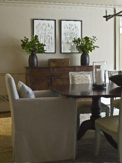 Cómo decorar el aparador del comedor? | La Vida de Serendipity