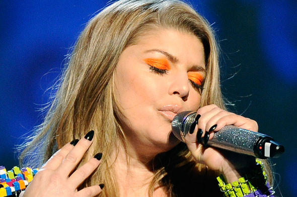 fergie electric eyes trend