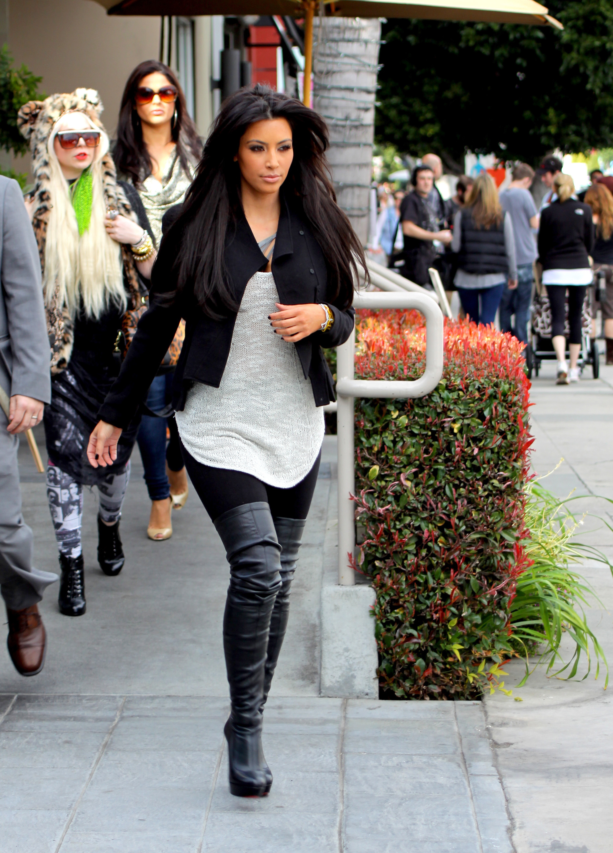 09295760e6 ... kim kardashian over the knee boots