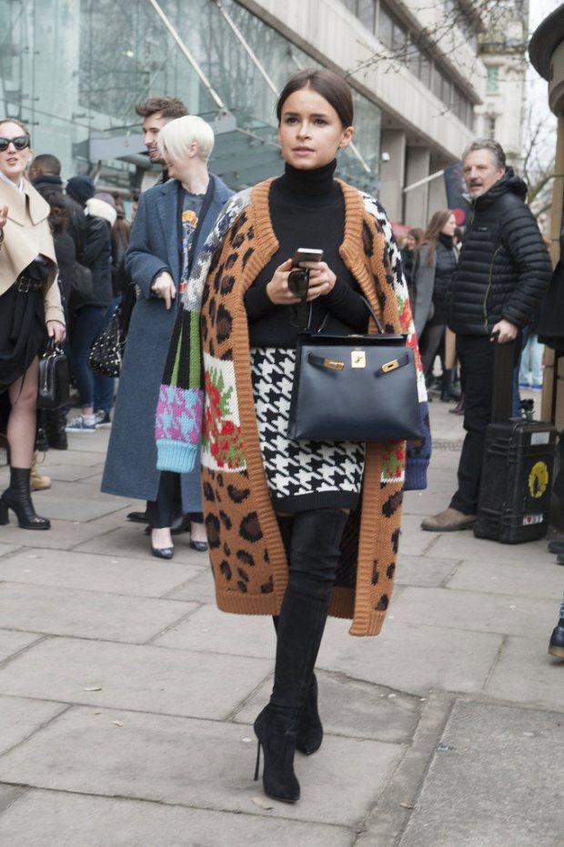 Viernes de inspiracion over the knee boots la vida de for When is fashion week over