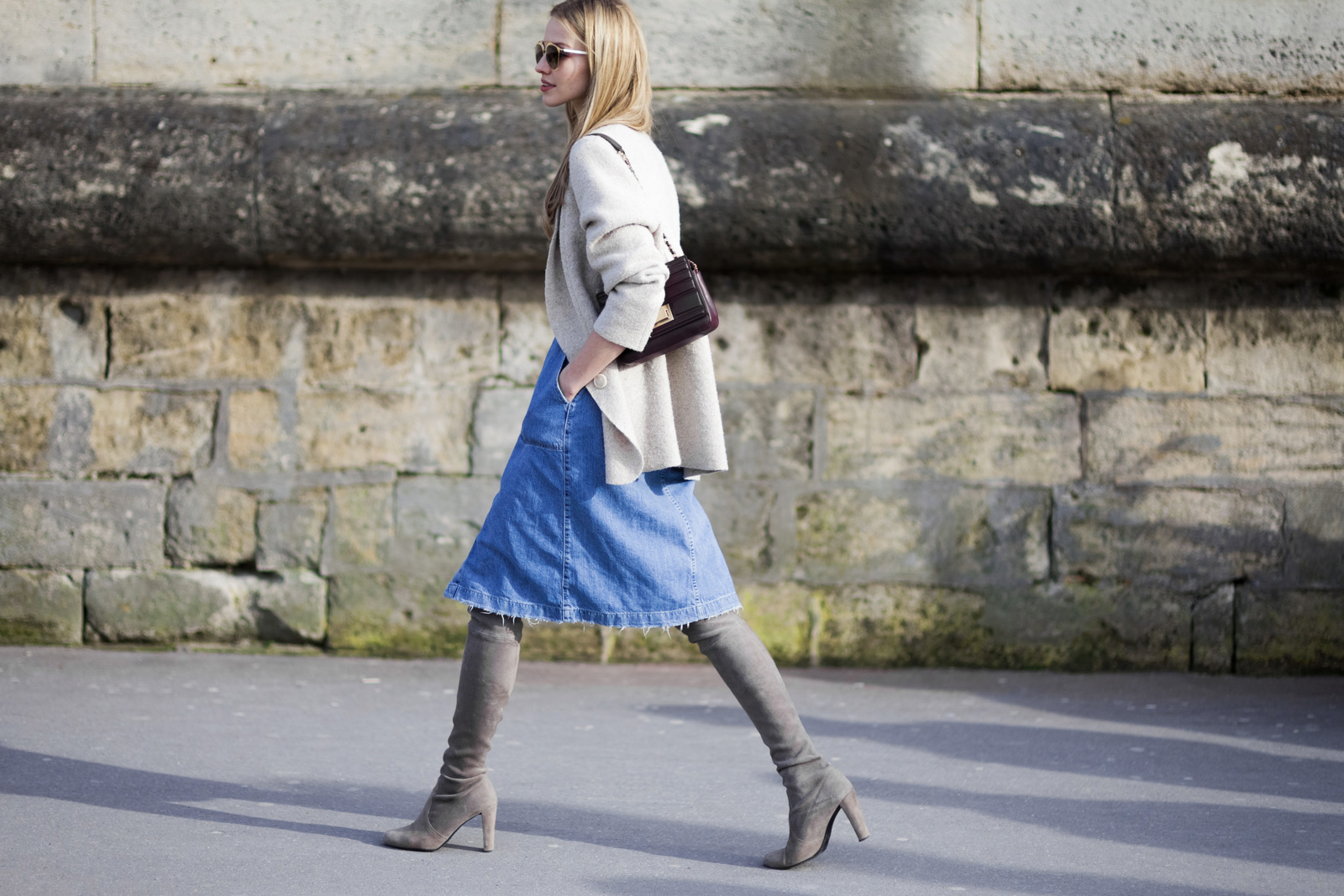 over the knee boots street style 4