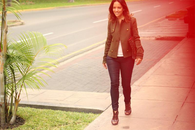 serendipity army jacket black jeans 4