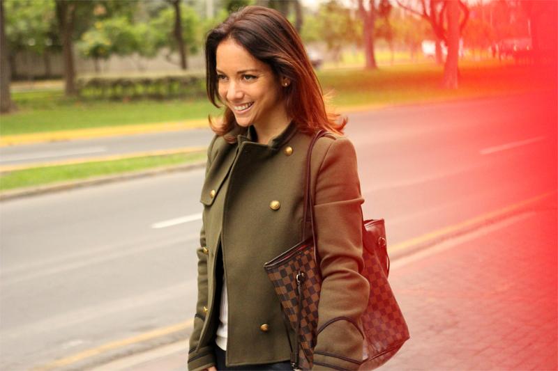 serendipity army jacket black jeans 5