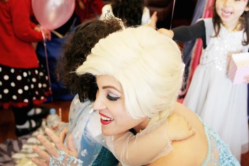 Elsa - Frozen Fiesta Infantil