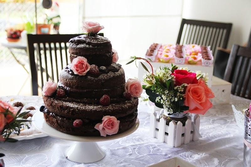 Naked Cake - Ximena Llosa