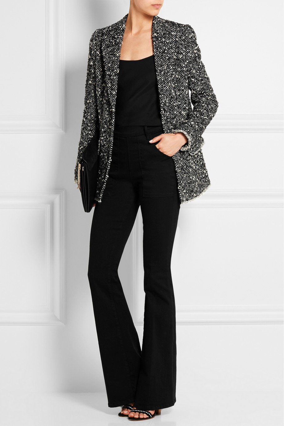 dolce and gabbana blazer with texture