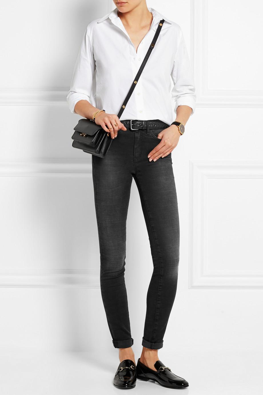 miH jeans white shirt 2015