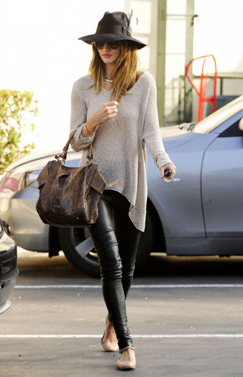 rosie huntngton whiteley casual outfits 3
