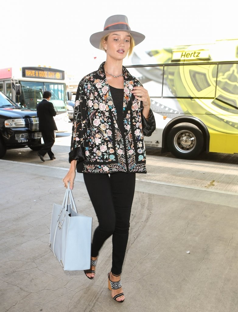 rosie huntngton whiteley casual outfits 5