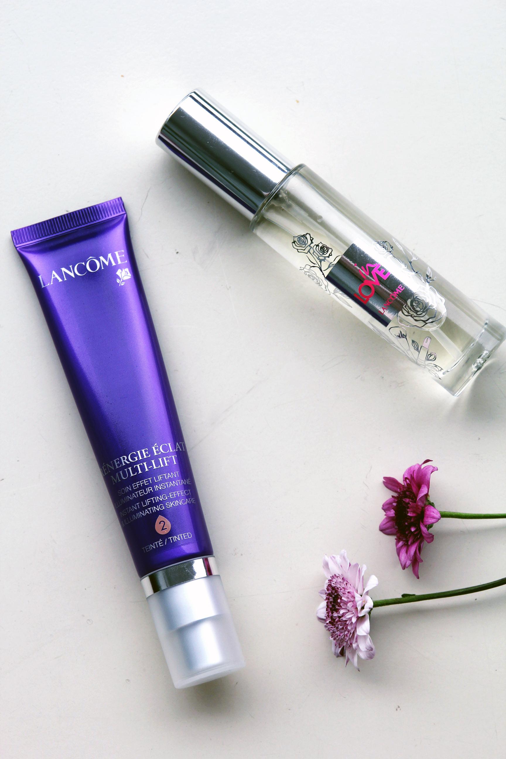 serendipity lancome productos para preparar la piel