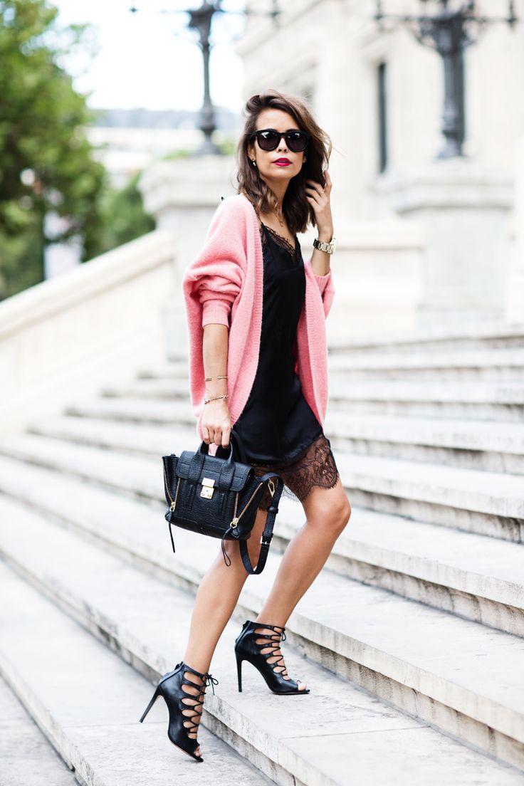 slip dress street style look 5
