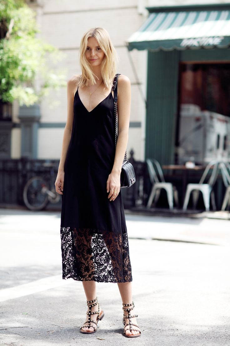 slip dress trend style 2