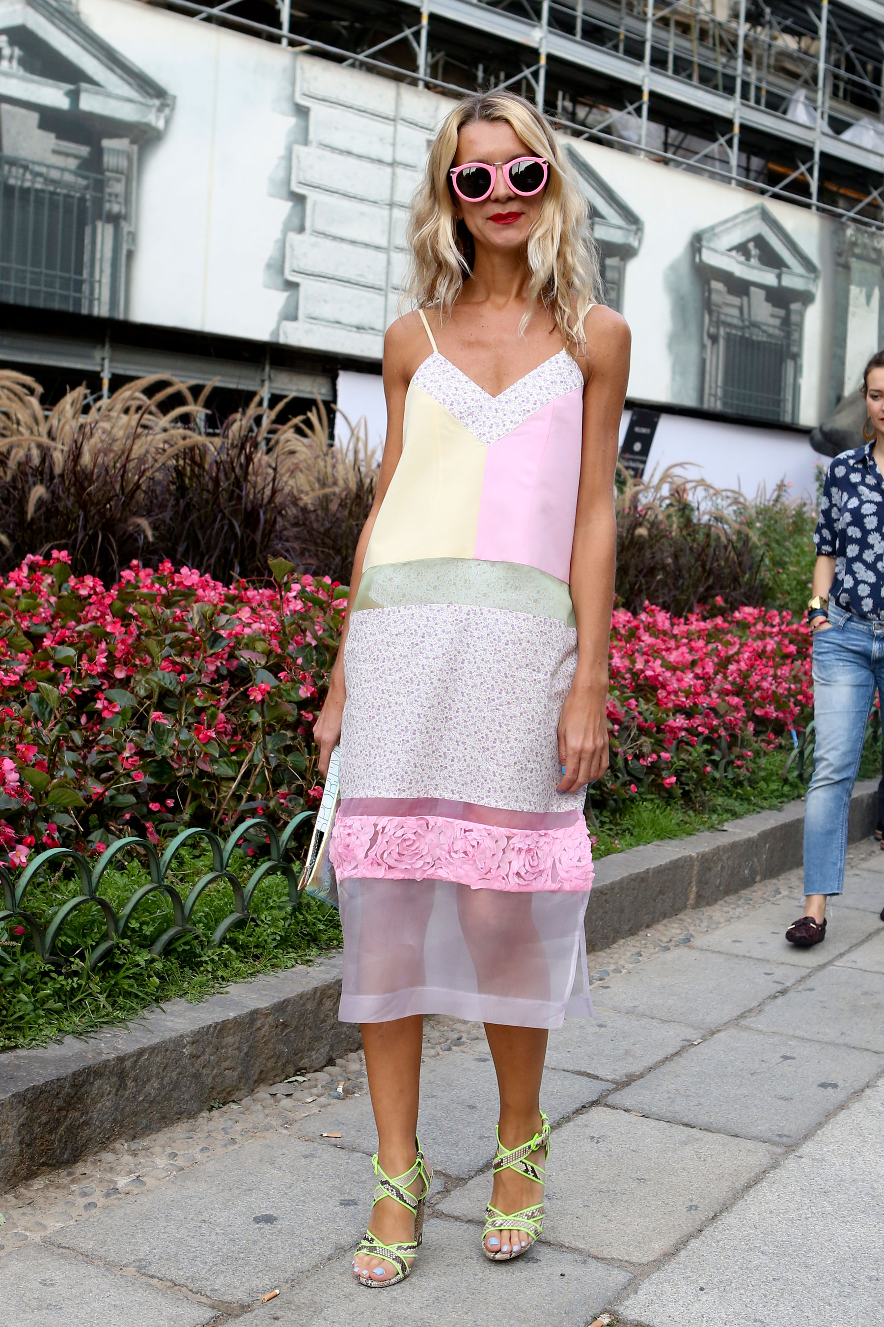 slip dress trend style