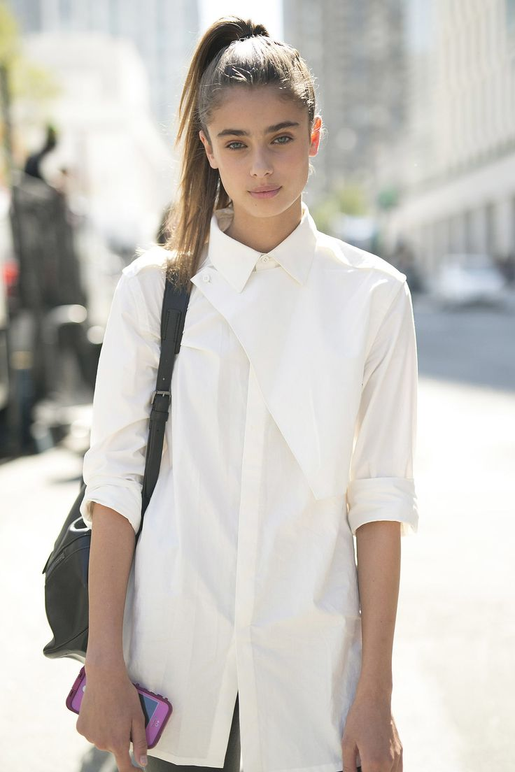 taylor hill white shirt 2015