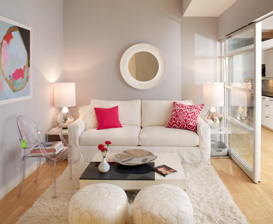 Ideias Para Sala De Estar Baratas ~  muebles básicos para un depa pequeño  La Vida de Serendipit