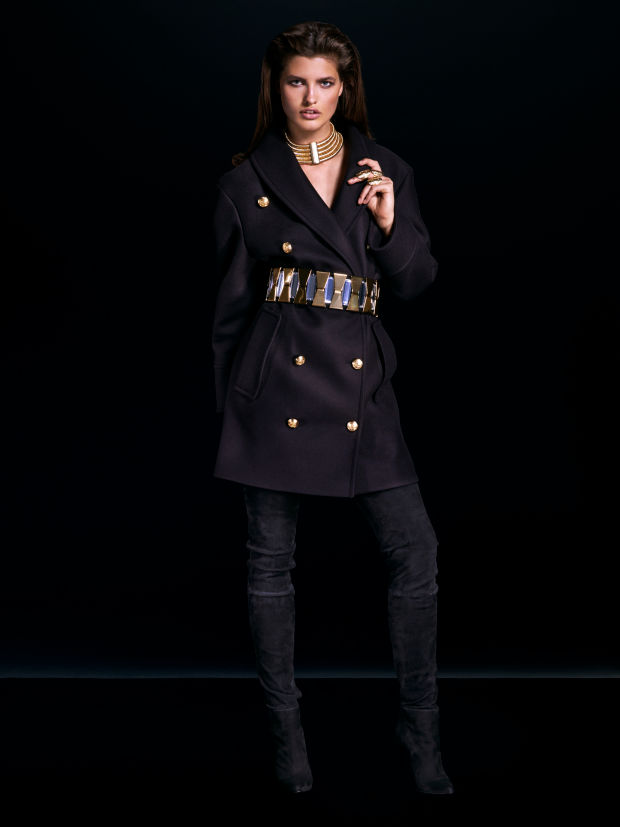 balmain x hm lookbook 12