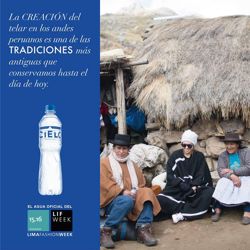 Agua Cielo LifWeek 2015