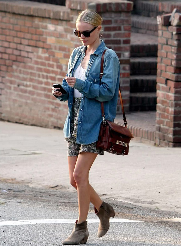 kate bosworth summer boots style 1