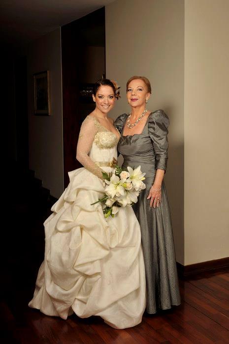 la vida de serendipity boda vestido gerardo privat