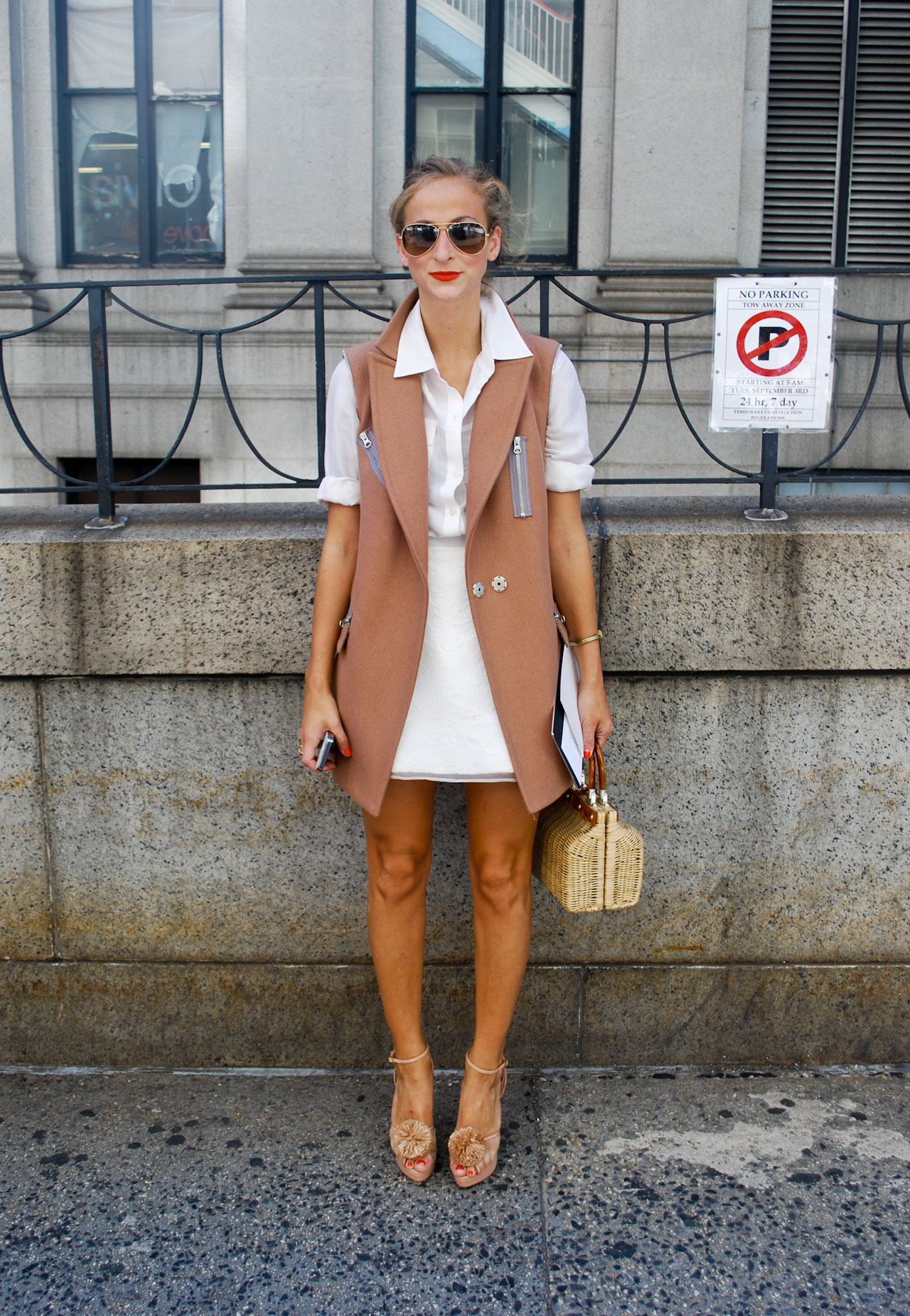 long vests street style 1