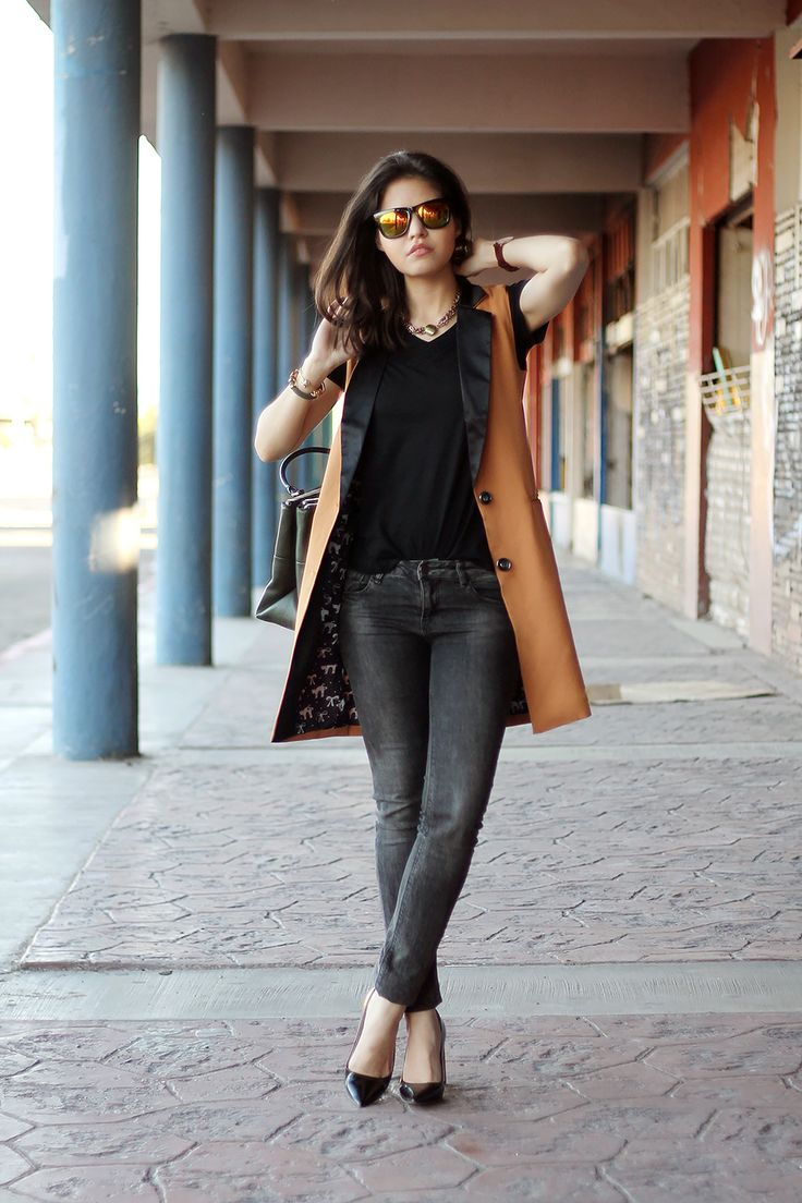 long vests street style 10