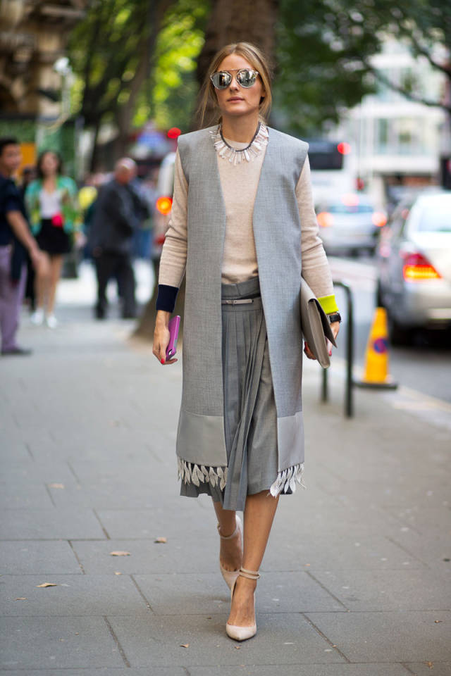 long vests street style 3