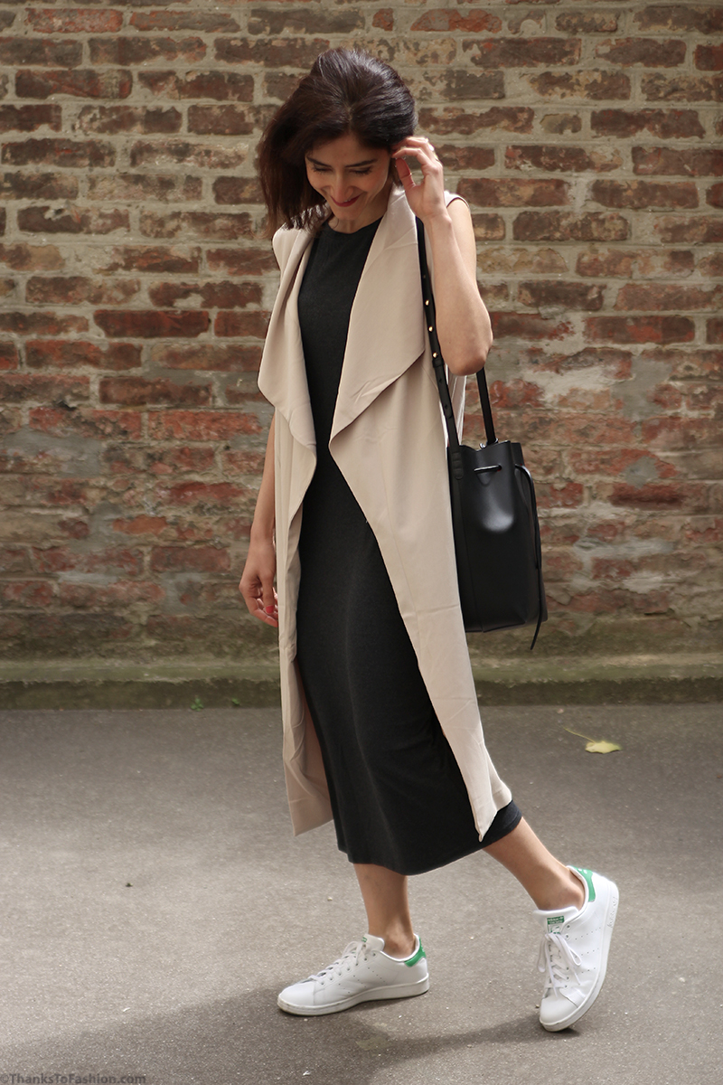 long vests street style 8