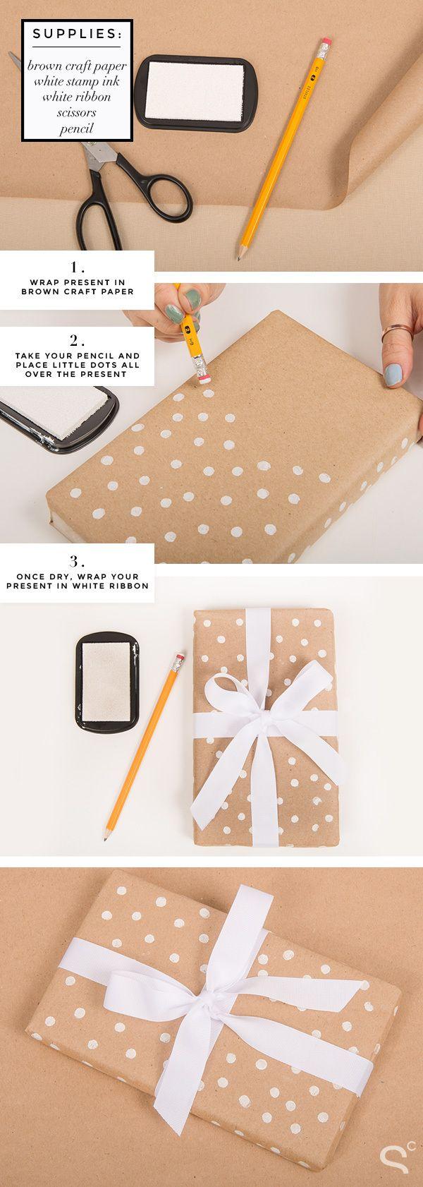 ideas envolver regalos en navidad 10