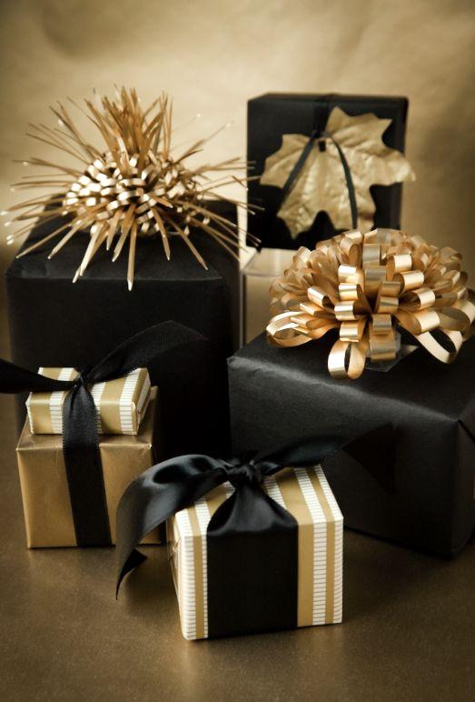 ideas envolver regalos en navidad 15