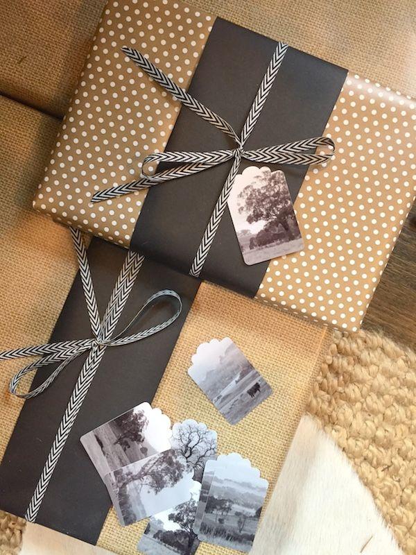 ideas envolver regalos en navidad 19