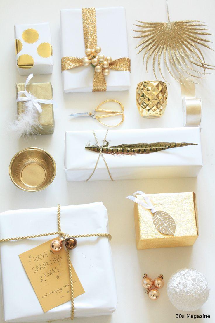 ideas envolver regalos en navidad 20
