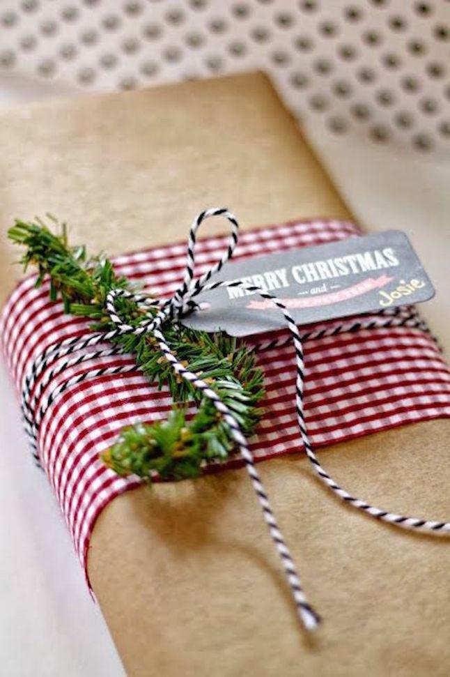 ideas envolver regalos en navidad 4