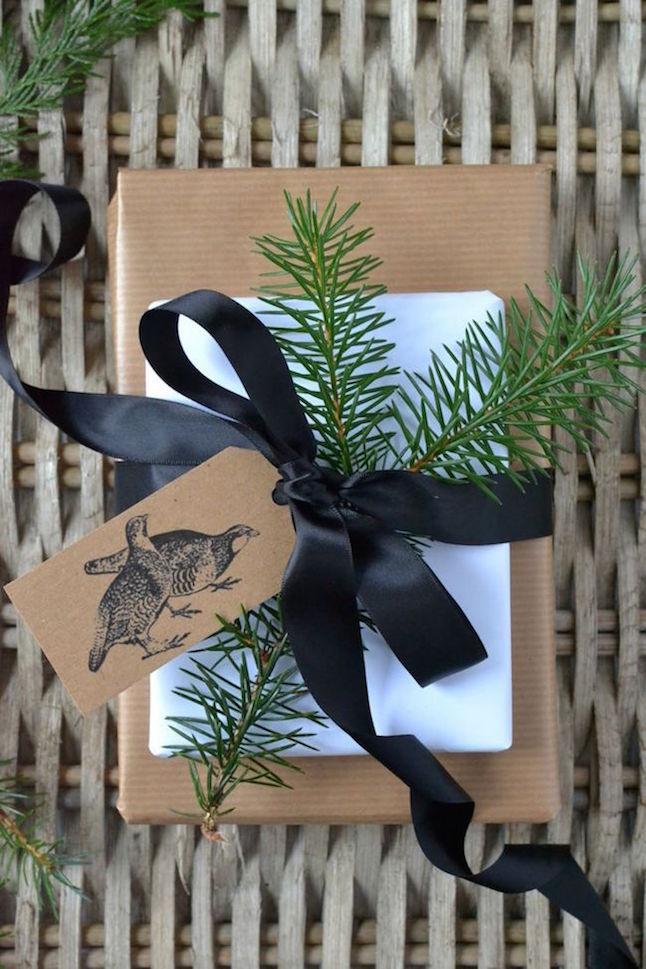 ideas envolver regalos en navidad