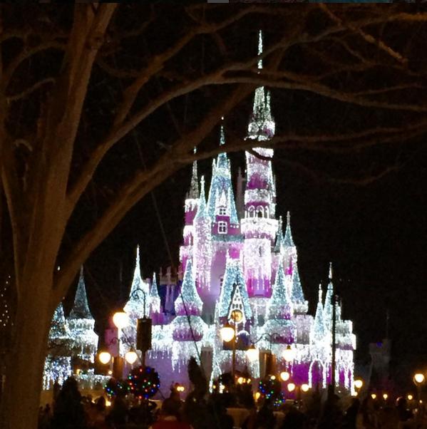 Castillo Disney 1