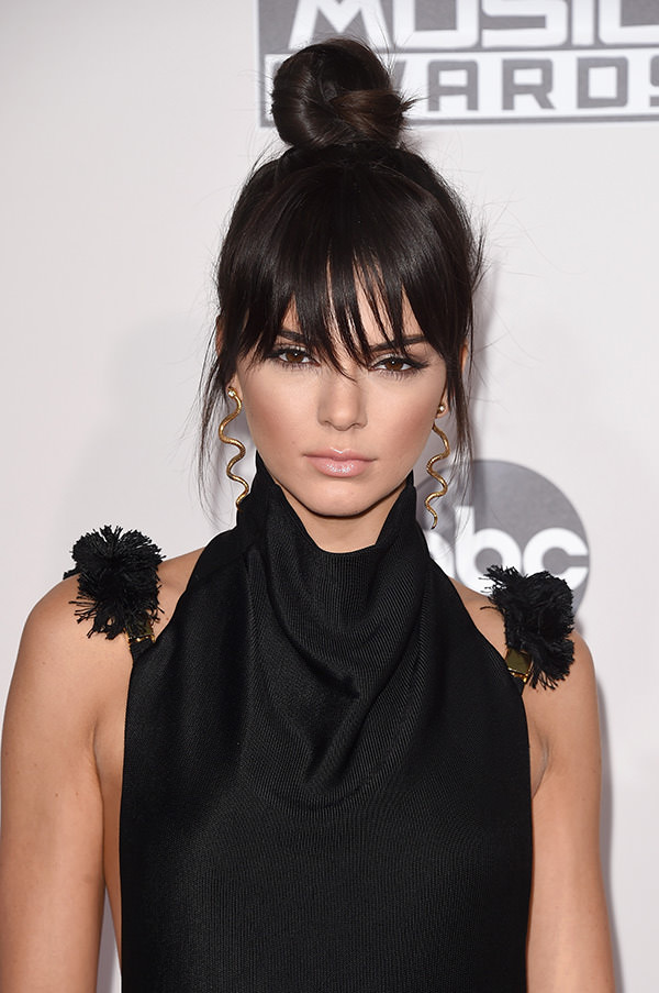 kendall jenner hair up 8
