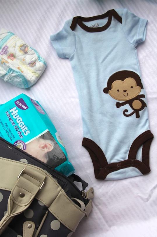 Cómo armar el maletin del bebé para su llegada en el hospital