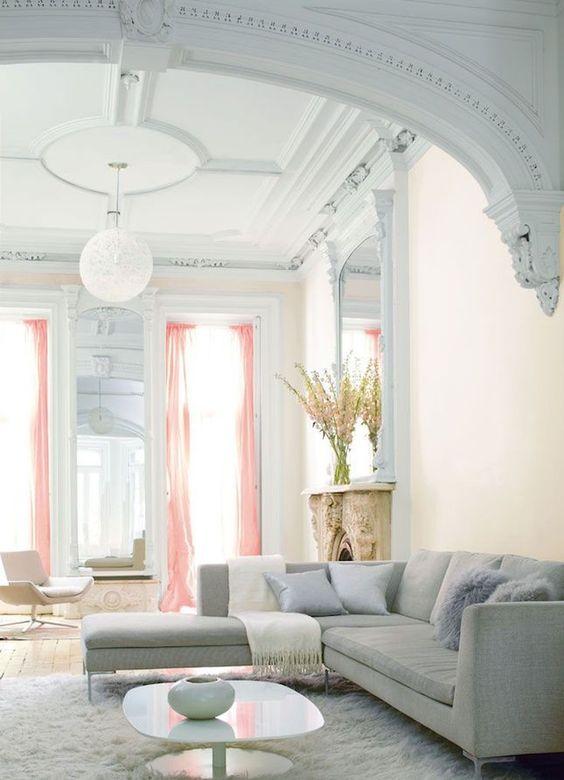 Colores para pintar tu casa este 2016 la vida de serendipity for Colores interiores de casa 2016
